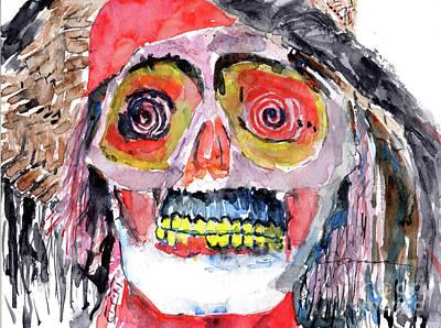 Painting - Spooky No. 1 by Claudia Hafner
