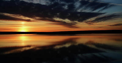 Tina Turner - Sunrise at Priest Butte Lake by Whispering Peaks Photography