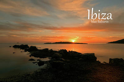 Book Quotes - Sunrise from the Cala Sa Sal Rossa in Ibiza by Vicen Photography