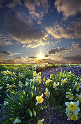 Keith Richards - Therefore We Do Not Lose Heart by Phil Koch