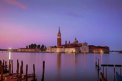 Royalty-Free and Rights-Managed Images - Venice Reflections by Andrew Soundarajan