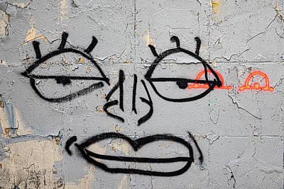 Lucille Ball - Graffiti by Robert Ullmann