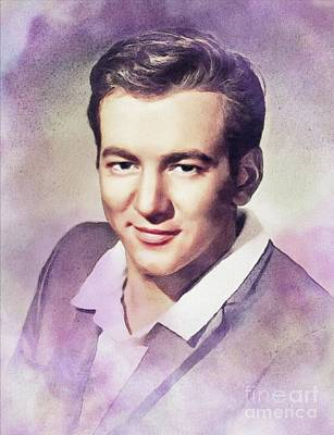 Royalty-Free and Rights-Managed Images - Bobby Darin, Music Legend by John Springfield
