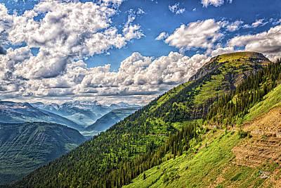 Target Threshold Nature - Glacier National Park by Gestalt Imagery
