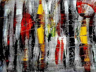 Impressionist Landscapes - New abstract method by Akif Dafaalla