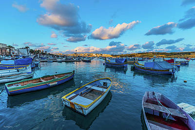 American West - Malta and its breath taking paradise by Ronald Galang
