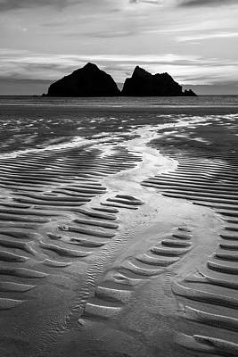 Pasta Al Dente - Absolutely beautiful landscape images of Holywell Bay beach in C by Matthew Gibson