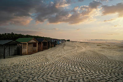 Advertising Archives - Beautiful beach coastal low tide landscape image at sunrise with by Matthew Gibson