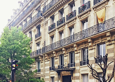 Just Desserts - Parisian architecture and historical buildings, restaurants and  by Anneleven Store