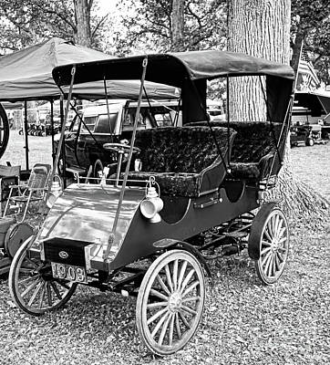 Sheep - 1903 Ford by Scott Polley