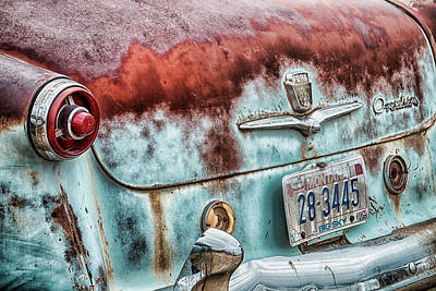 Unicorn Dust - 1953 Ford Customline by Jerry Fornarotto