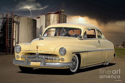 From The Kitchen - 1959 Mercury Custom Coupe by Dave Koontz