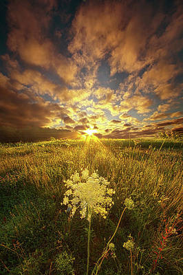Vintage Uk Posters - Forever and a Day by Phil Koch