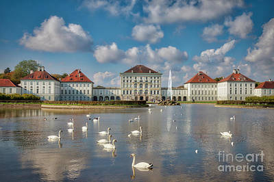 Animal Portraits - Nymphenburg Palace by Edmund Nagele