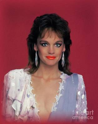 Royalty-Free and Rights-Managed Images - Pamela Sue Martin, TV Legend by John Springfield