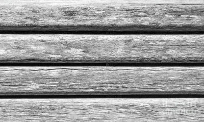 Pop Art - Wooden Boards Background by Nenov Images