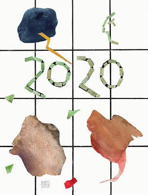 Mixed Media - 2020 by Hans Egil Saele
