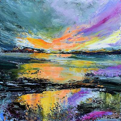 Painting - Acadia on my Mind Series by Julia S Powell