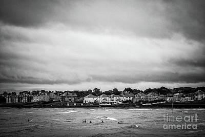 Photograph - Ballyholme, Bangor, Northern Ireland by Jim Orr