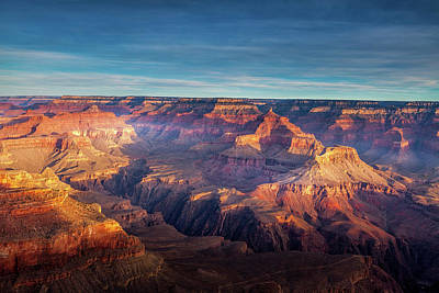 Royalty-Free and Rights-Managed Images - Grand Canyon View by Andrew Soundarajan