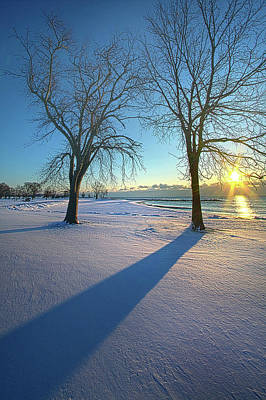 Royalty-Free and Rights-Managed Images - Rise and Shine by Phil Koch