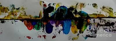 Popular Rustic Neutral Tones - Abstract by Akif Dafaalla