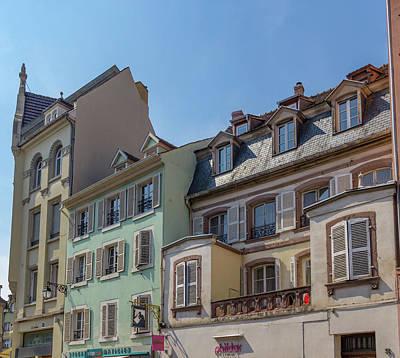 Antlers - 38 Rue des Tetes Colmar France by Teresa Mucha
