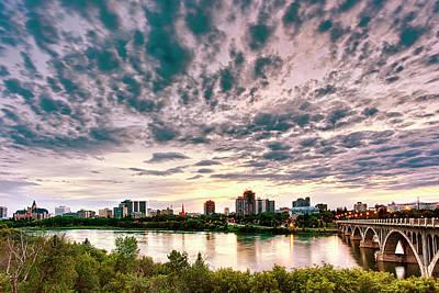 Rusty Trucks - City of Saskatoon by Scott Prokop
