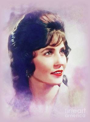Royalty-Free and Rights-Managed Images - Loretta Lynn, Music Legend by John Springfield