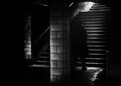 Photograph - Street photography Berlin by Frank Andree