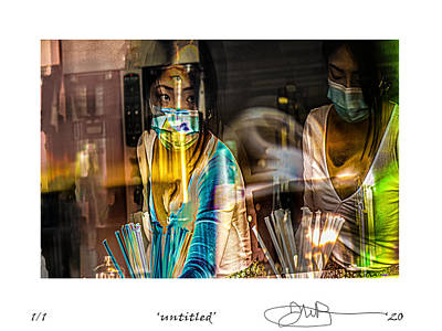 Digital Art - 40 by Jerald Blackstock