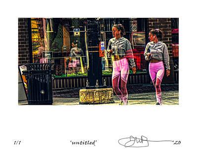 Digital Art - 42 by Jerald Blackstock