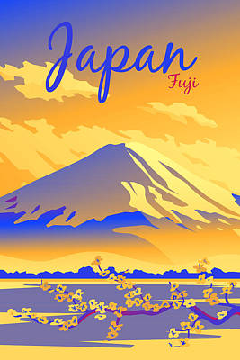 Parks - Japan by Celestial Images