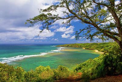 The Beach House - Kauai Beach by Mark Chandler