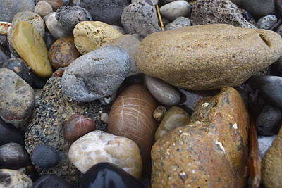Urban Abstracts - Rocks by GiannisXenos Photography