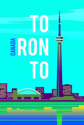 Royalty-Free and Rights-Managed Images - Toronto by Celestial Images