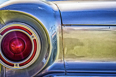 Winter Animals Rights Managed Images - 1960 Ford Falcon 2 Door Sedan Royalty-Free Image by Gestalt Imagery