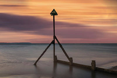 Advertising Archives - Beautiful vibrant Spring sunset long exposure beach landscape by Matthew Gibson