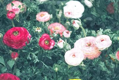 Beastie Boys - Flowers by GiannisXenos Watercolor ArtWork