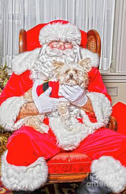 Paul Mccartney - Santa by Michael Petrick