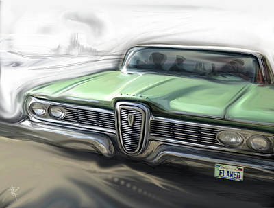 Rabbit Marcus The Great - A Flawed Edsel by Russell Pierce