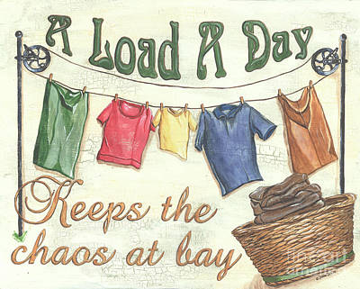 Royalty-Free and Rights-Managed Images - A Load A Day by Debbie DeWitt