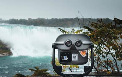Parks - A Niagara View by Martin Newman
