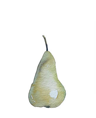 Railroad -  A Pear by Luisa Millicent