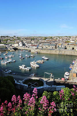 Door Locks And Handles - A Portrait of Porthleven by Terri Waters
