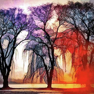 Pasta Al Dente - A Song of Trees by Susan Maxwell Schmidt