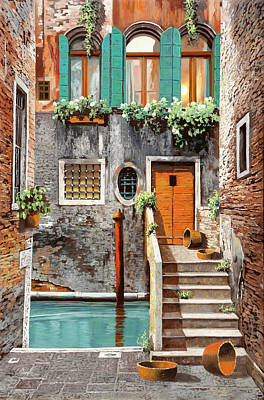 Royalty-Free and Rights-Managed Images - a spasso per Venezia by Guido Borelli