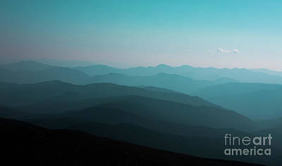 Grateful Dead - A View from Mt. Washington by Diane Diederich