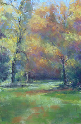 Painting - A Walk in the Woods by Debbie Robinson
