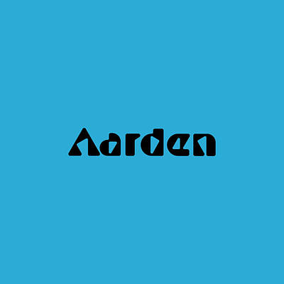 Royalty-Free and Rights-Managed Images - Aarden by TintoDesigns